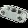 LEGO Medium Stone Gray Technic Cross Block 1 x 3 with Two Axle Holes (32184 / 42142)