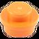 LEGO Orange Plate 1 x 1 Round (6141)