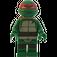 LEGO Raphael Minifigure