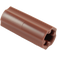 LEGO Reddish Brown Axle Connector (Smooth with 'x' Hole) (59443)