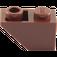 LEGO Reddish Brown Slope 45° 2 x 1 Inverted (3665)