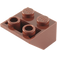 LEGO Reddish Brown Slope 45° 2 x 2 Inverted (3660)