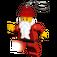 LEGO Santa LED Lite Keychain (5002468)