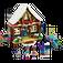 LEGO Snow Resort Chalet Set 41323