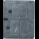 LEGO Sticker Sheet for Set 75827 (25239)