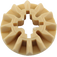 LEGO Tan Bevel Gear with 12 Teeth (6589)