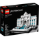 LEGO Trevi Fountain Set 21020 Packaging