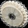 LEGO White Gear with 24 Teeth and Internal Clutch (76019 / 76244)
