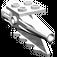 LEGO White Tail 4 x 2 x 2 with Rocket (4746)
