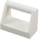 LEGO White Tile 1 x 2 with Handle (2432)