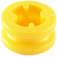 LEGO Yellow Half Bushing (32123)