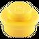 LEGO Yellow Round Plate 1 x 1 (6141)