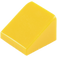 LEGO Yellow Slope 31° 1 x 1 (50746 / 54200)