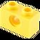 LEGO Yellow Technic Brick 1 x 2 with Hole (3700)